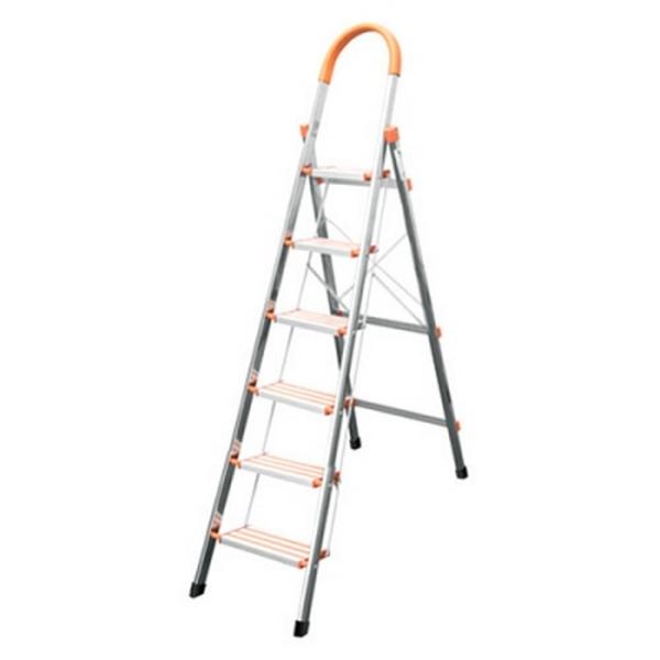 Tìm hiểu về thang nhôm ghế tay vịn