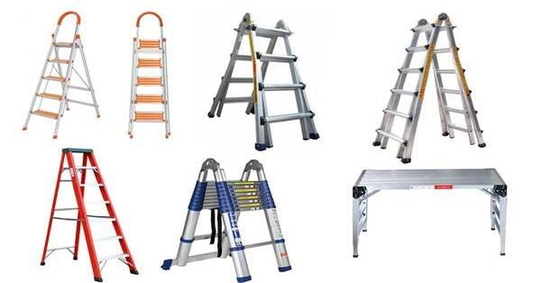 Một số lưu ý khi sử dụng thang nhôm để đảm bảo an toàn