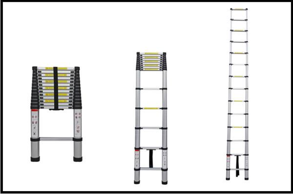 Ứng dụng hữu ích của thang nhôm rút gọn mà bạn có thể chưa biết?