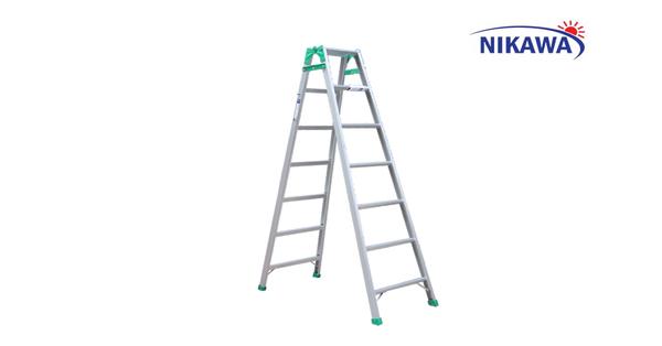 Vì sao nên sử dụng thang nhôm chữ A Nikawa